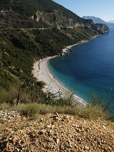 Montenegro (MNE) by bicycle / © Rob Tani, Jan. 2008