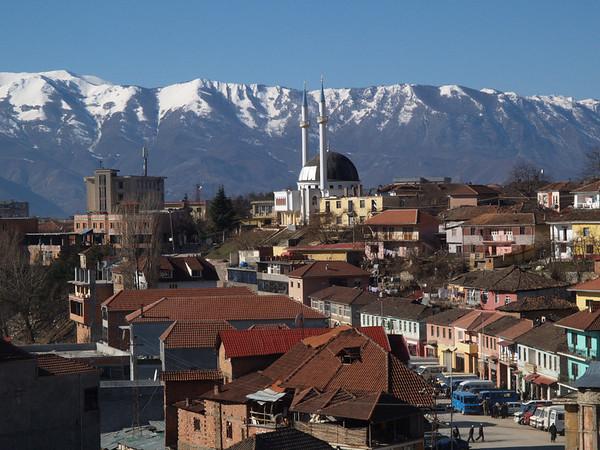 Albanien (Albania) by bicycle / © Rob Tani, Jan. 2008 / Peshkopi (Peshkopia)