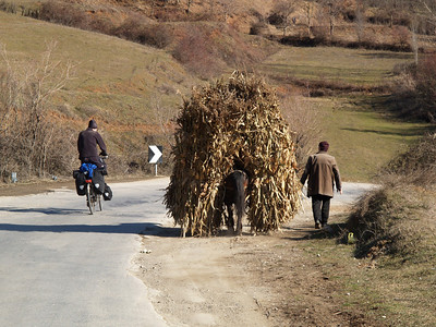 Albanien (Albania) by bicycle / © Rob Tani, Jan. 2008