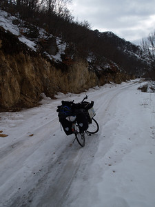 Mazedonien (Macedonia) by bicycle / © Rob Tani, Jan. 2008