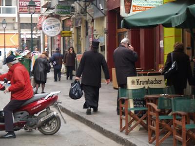 Thessaloniki, Griechenland (Greece) by bicycle / © Rob Tani, Febr. 2008