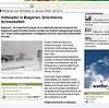 """..das fängt ja gut an!<br /> <br /> Das Ziel war eine """"Velo-Winter-Tour"""" durch  zumindest ein klein wenig mildere Gefilde. War wohl nix... Schneestürme in Albanien, Erdbeben in Griechenland - fehlen eigentlich nur noch Eisschollen in der Adria!<br /> <br /> Start in Winterthur (15.1.08). Anfahrt nach Rijeka in fünf bis max. sechs Etappen, um am Abend des 21.1.08 die Fähre nach Dubrovnik zu erreichen.<br /> <br /> Geplante Route: Via Montenegro, Albanien & Mazedonien nach Thessaloniki (Griechenland), mehr oder minder der Via Egnatia folgend. Soviel zur Planung - mal schauen, was die Wirklichkeit dazu meint..."""