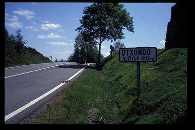 @Armin, 1993 - Haute Route des Pyrénées