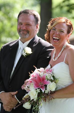 KATHY & DAVID'S WEDDING DAY