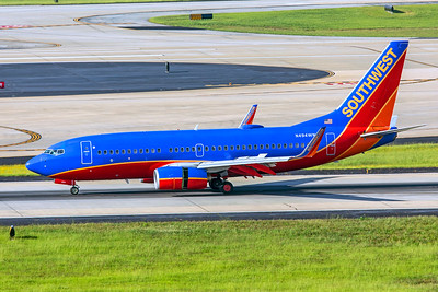 Southwest Airlines Boeing 737-7H4 N494WN 7-5-18