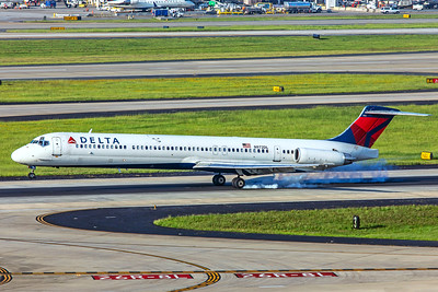 Delta Air Lines McDonnell Douglas MD-88 N972DL 7-5-18