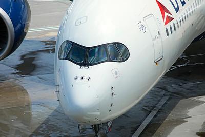 Delta Air Lines Airbus A350-94 N511DN 7-5-18