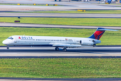 Delta Air Lines McDonnell Douglas MD-88 N986DL 7-5-18