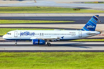 jetBlue Airways Airbus A320-232 N632JB 7-5-18