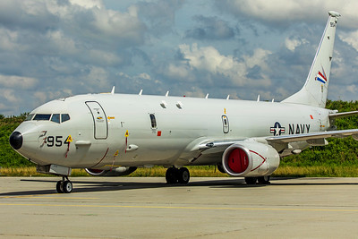 United States Navy Boeing P-8A 167954 7-5-18 2