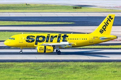Spirit Airlines Airbus A319-132 N508NK 7-5-18