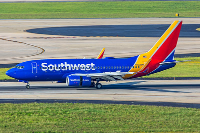 Southwest Airlines Boeing 737-7H4 N732SW 7-5-18