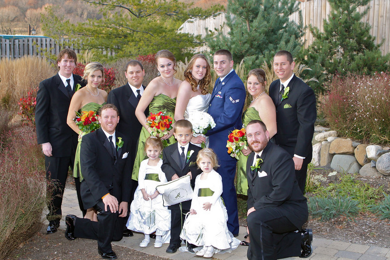 KAYLA & ZACH'S WEDDING DAY