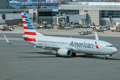 American Airlines Boeing 737-823 N918NN 8-16-18