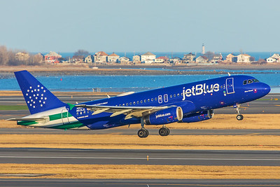 jetBlue Airways Airbus A320-232 N531JL 2-14-18