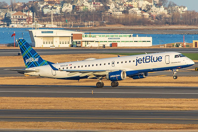 jetBlue Airways Embraer ERJ-190-100IGW N203JB 2-14-18