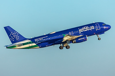 jetBlue Airways Airbus A320-232 N531JL 2-14-18 2