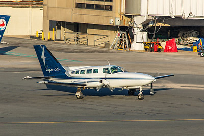 Cape Air Cessna 402C N26156 2-14=18