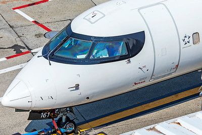 Jazz Bombardier CL-600-2B19 CRJ-200ER C-GJZZ 8-16-18