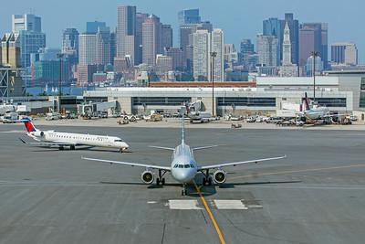 American Airlines Airbus A321-231 N510UW 8-16-18