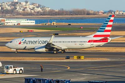 American Airlines Boeing 737-823 N835NN 2-14-18
