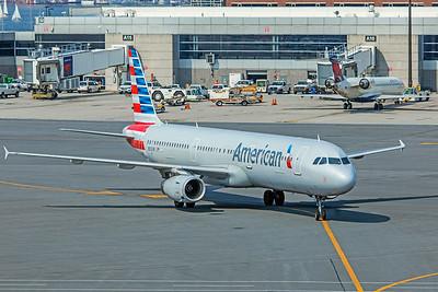 American Airlines Airbus A321-231 N510UW 8-16-18 2
