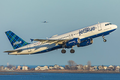 jetBlue Airways Airbus A320-232 N566JB 2-14-18 3