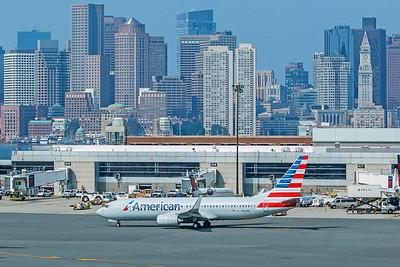 American Airlines Boeing 737-823 N863NN 8-16-18