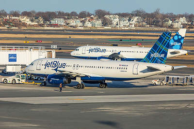 jetBlue Airways Airbus A320-232 N566JB 2-14-18