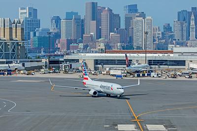 American Airlines Boeing 737-823 N918NN 8-16-18 2