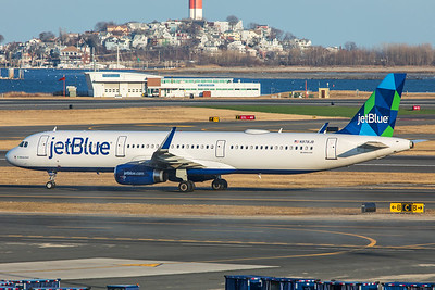 jetBlue Airways Airbus A321-231 N978JB 2-14-18