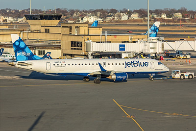 jetBlue Airways Embraer ERJ-190-100IGW N267JB 2-14-18