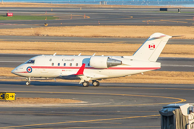 Royal Canadian Air Force Bombardier CC-144C 144617 2-14-18