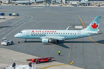 Sky Regional Airlines Embraer ERJ-170-200SU C-FJBO 8-16-18