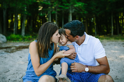 KC & Family, Georgian Bay Family Photos//©katehood.com, 2016