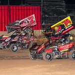 dirt track racing image - HFP_2808