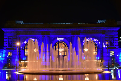 KC Royals Union Station