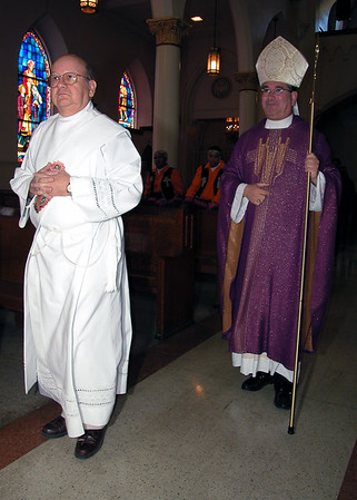Bishop & Deacon Vargas