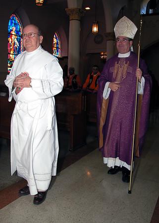 Bishop & Deacon Vargas