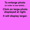 158-01-To Enlarge Photo-ONE SIZE LARGER-Extended-