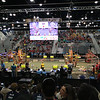 First Robotics World Championship  April 19, 20, 21, and 22 in Houston Tx (George R. Brown Convention Center)