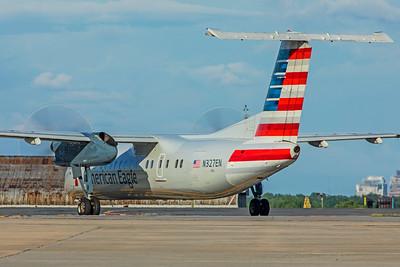 Piedmont Airlines Bombardier DHC-8-311 N327EN 7-4-18 5