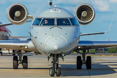PSA Airlines Bombardier CL-600-2D24 CRJ-900LR N588NN 7-4-18 2