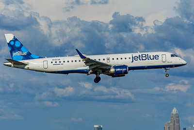 jetBlue Airways Embraer ERJ-190-100IGW N187JB 7-4-18