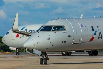 PSA Airlines Bombardier CL-600-2D24 CRJ-900LR N588NN 7-4-18