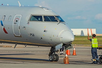 PSA Airlines Bombardier CL-600-2C10 CRJ-702ER N544EA 7-4-18 2