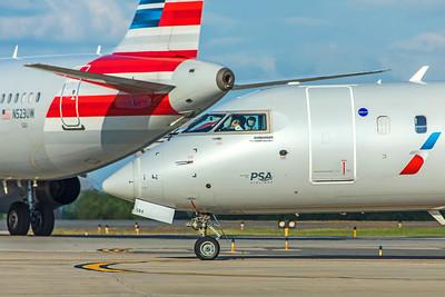 PSA Airlines Bombardier CL-600-2D24 CRJ-900LR N584NN 7-4-18
