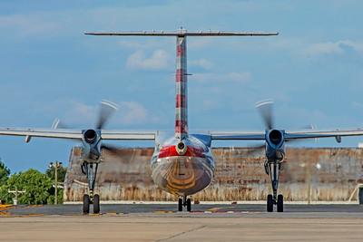 Piedmont Airlines Bombardier DHC-8-311 N327EN 7-4-18