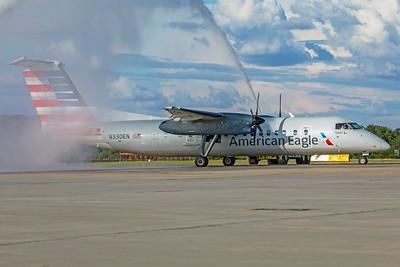 Piedmont Airlines Bombardier DHC-8-311 N330EN 7-4-18 3