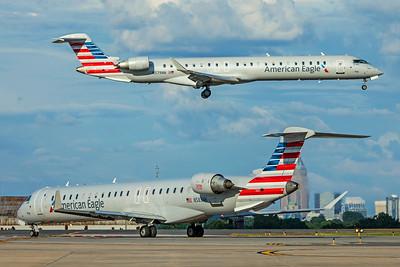 PSA Airlines Bombardier CL-600-2D24 CRJ-900LR N583NN 7-4-18 3